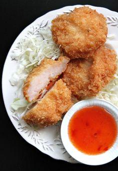 Thai Shrimp Cakes (ทอดมันกุ้ง) | SheSimmers