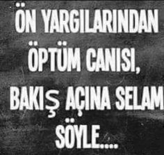 O kadar ! The Words, Cool Words, Angel And Devil, Meaningful Words, Embedded Image Permalink, Karma, Slogan, Poems, Comedy