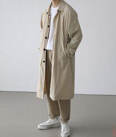 DIPLITI.CLOTHING Cozy Fashion, Mens Fashion, Japan Outfit, Look Man, Casual Outfits, Fashion Outfits, Estilo Retro, Korean Street Fashion, Young Fashion