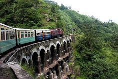 25 Most Scenic Train Routes in India ~ Arnab Maity Travel and Photography