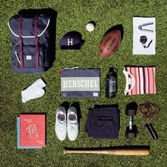 Pin this image to one of your boards for a chance to win a year's worth of Herschel Supply product. Click through for full contest details! Back to School Contest with Herschel Supply Co.