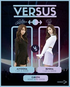 VERSUS: #GirlsGeneration VS #Twice ? )YoonA I Am A #Sone )Mina I Am A #Once )I Like Both I Am Sone And Once  _____ Made With  For @yoona__lim More Than 4000 Edit Post Scroll Down For See Others Posts Turn Up The Notifications Of My Page  #yoona #imyoona #yoong #yoona__lim #임윤아 #林潤妸 #윤아 #snsdgirlsg #snsd #soshi #소녀시대 #少女時代 #tt #yoongie #chunyoon #twicechallenge #kpopchallenge #트와이스 #jyp #Yoonaaddicts #名井南 #mina #미나 #minamyoui