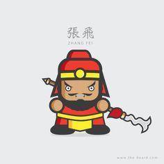 Zhang Fei by Boss2000