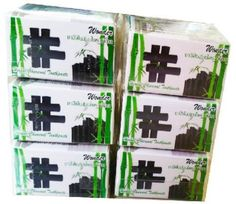 12 x25G WONDER CHARCOAL TOOTHPASTE -- You can find out more details at the link of the image.