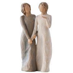Willow Tree � Lesbian Gay Wedding Cake Topper Figurine (mom)??