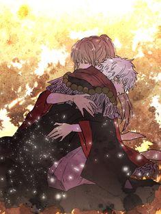 do-s combiii Manga Anime, Anime One, Gintama Wallpaper, Manga Cute, Okikagu, Cartoon Shows, Manga Games, Anime Couples, Fantasy Art
