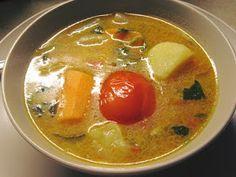 ΜΑΓΕΙΡΙΚΗ ΚΑΙ ΣΥΝΤΑΓΕΣ 2: Σούπα λαχανικών !!! Cookbook Recipes, Cooking Recipes, Healthy Recipes, Greek Recipes, Allrecipes, Thai Red Curry, Food And Drink, Tasty, Lunch