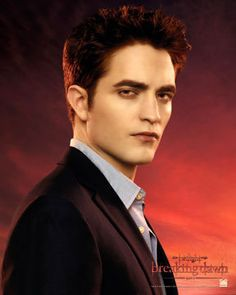 Edward Cullen - Breaking Dawn -