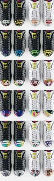 best service 5de04 4996b Such happy shoes! Pharrell Williams x Todd James x Zaha Hadid x Mr. x Cass  Bird x adidas Originals Supershell
