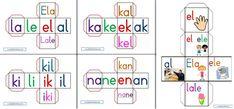 Elakin Cube Forming Event – Seyit Ahmet Uzun – Neu in der Ausbildung – TB Giphdom First Grade, Grade 1, Primary School, Preschool Activities, Kids Learning, Alphabet, Education, Words, Training