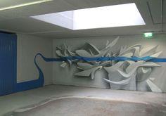 3D graffiti - Peeta