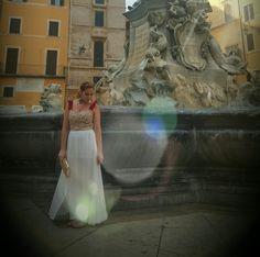 Feeling romantic,like a princess! !