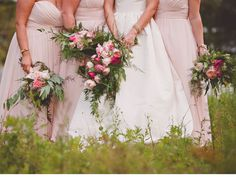 A Lovely Floral Wedding In New Brunswick | Weddingbells