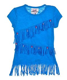Beautees Bestive Top with Hair Accessories  Sizes 4 - 6X  - turquoise  6From #Beautees Price: $5.99 Availability: Usually ships in 24 hoursShips From #and sold by COOKIESKIDS