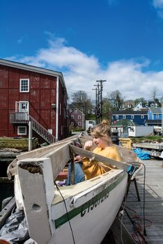 Teenagers leave the comforts of home and phone, live together on a tiny boat, and discover how to be alone and how to pull together. California With Kids, California Travel, Tiny Boat, Put Things Into Perspective, Fishing Pictures, Historic Properties, Nova Scotia, Where To Go, Best Hotels