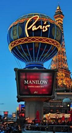 Barry Manilow Las Vegas   Manilow New Vegas Home at Paris @ParisVegas - $27M Lou Ruvo Cleveland ...