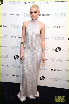 Kristen Stewart Glams Up in Chanel with Her Fierce New Hair!