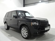 Range Rover 4.4TDV8 Vogue SE Finished in Sumatra Black with Perforated Ivory Leather Interior and Grand Black Veneer. Full spec and images: http://www.simonjamescars.co.uk/land-rover-range-rover-4.4-tdv8-vogue-se-in-chesterfield-south-yorkshire-3266797