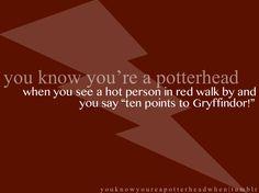 Potterhead. :P.