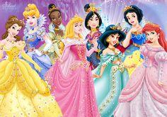 Disney Princess - Disney Wiki, Jeweled disney princess.png