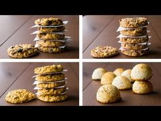 4 Healthy Cookies For Weight Loss. Check out these 4 healthy cookies for weight loss that are satisfying and come in at totally reasonable calorie counts—and get ready to treat yourself without ruining your diet. Here are 4 healthy cookies for weight loss Quick Healthy Desserts, Healthy Cookies, Healthy Snacks, Healthy Recipes, Healthy Breakfast For Weight Loss, Weight Loss Snacks, Easy Cookie Recipes, Gourmet Recipes, Recipes Dinner