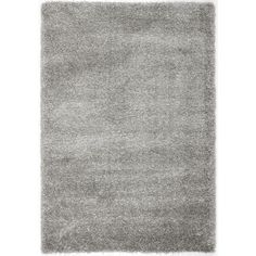 Wade Logan Jonathan Silver Shag Area Rug & Reviews | Wayfair