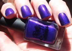 Ninja Polish: Poltergeist Puddle from the Monster Mash Collection by Pretty Serious