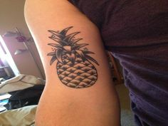 pineapple tattoo - Buscar con Google