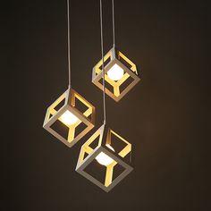 36.10$ (Watch more - https://alitems.com/g/1e8d114494b01f4c715516525dc3e8/?i=5&ulp=https%3A%2F%2Fwww.aliexpress.com%2Fitem%2FEU-warehouse-Black-Iron-Diamond-industrial-creative-instrument-pendant-lights-vintage-restaurant-lamp-bar-foyer-pendant%2F32460353441.html) warehouse Black red  Iron Diamond industrial creative instrument pendant lights vintage restaurant lamp bar foyer pendant lamps