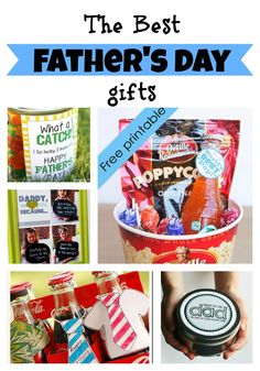 The best Father's Day gifts on I Heart Nap Time