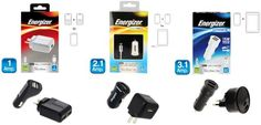 Energizer has expanded its chargers range with surge protectors multiple sockets targeting the CES 2015.