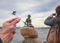 La Petite Sirène, Copenhague (2015) Photo : @Paperboyo