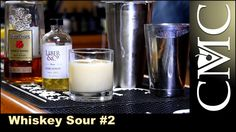 Whiskey Sour #2 | First New Bar Set Video - https://www.barmasters.com/videos/whiskey-sour-2-first-new-bar-set-video/ #barmasters
