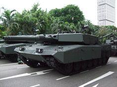 Leopard 2 SG (Singapore)