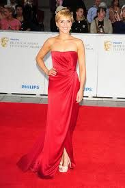 This is the beautiful 1940s gown the talented Vicky McClure wore the night she won Best Actress at The BAFTAS