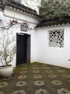 Best Ideas For Chinese Garden Decor 36 Japanese Home Design, Chinese Design, Chinese Style, Traditional Chinese House, Chinese Courtyard, Courtyard Landscaping, Earthship Home, Ancient Chinese Architecture, China Garden