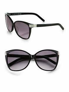 705987852f Chloé - Hoya Contemporary Oversized Square Sunglasses