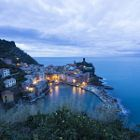 Vernazza before sunrise - Cinque Terre Unesco