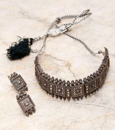 How To Make Silver Bracelets Product Indian Jewelry Earrings, Indian Jewelry Sets, Silver Jewellery Indian, Jewelry Design Earrings, Necklace Designs, Silver Jewelry, Jewelery, Indian Accessories, India Jewelry