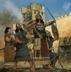 Historical Warrior Illustration Series Part XVI Ancient Mesopotamia, Ancient Civilizations, Ancient Egypt, Ancient History, Ancient Art, Cradle Of Civilization, Ancient Near East, Sumerian, Warriors