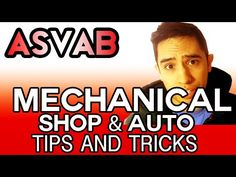 ASVAB Mechanical Shop & Auto Tips and Tricks - YouTube