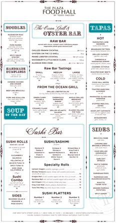 548 Best Restaurant menu design images in 2019 | Page layout