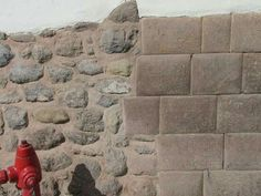 Clear example of difference in quality. Spanish on the left Megalithic on the right.