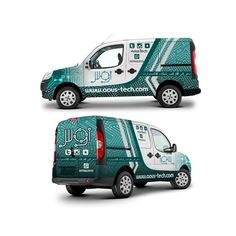 Car Wrap design Fiat Doblo Combi 2015 We provide : 1-repair and troubleshooting services on computers and related peripherals to small businesses and for...