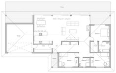 house design house-plan-ch376 10