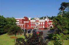Fitzpatrick Castle Hotel - Dublin   #topdublinweddinghotels #weddinghoteldublin