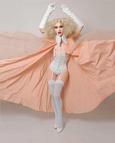 "64.1k Likes, 490 Comments - Sasha Velour (@sashavelour) on Instagram: ""Ep. 11 ""Unicorn"" Unicorn, but make it Tapestry. Tapestry, but make it…sexy? Costume: TDF Costume…"""