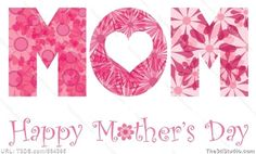 Mother's Day Clip Art Borders | Happy Mother's Day! Royalty Free stock photo image available at ...