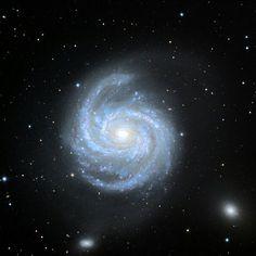 173 отметок «Нравится», 1 комментариев — Vitor Vasconcelos (@astro_science79) в Instagram: «------> NGC 4323 É uma galáxia lenticular situada na direção da constelação de Coma Berenices a…»
