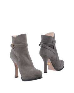 PRADA Ankle boots $511 These could change my life :)